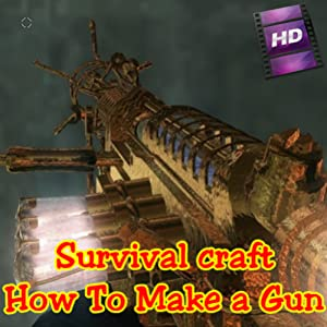 Survival craft gun mod jar