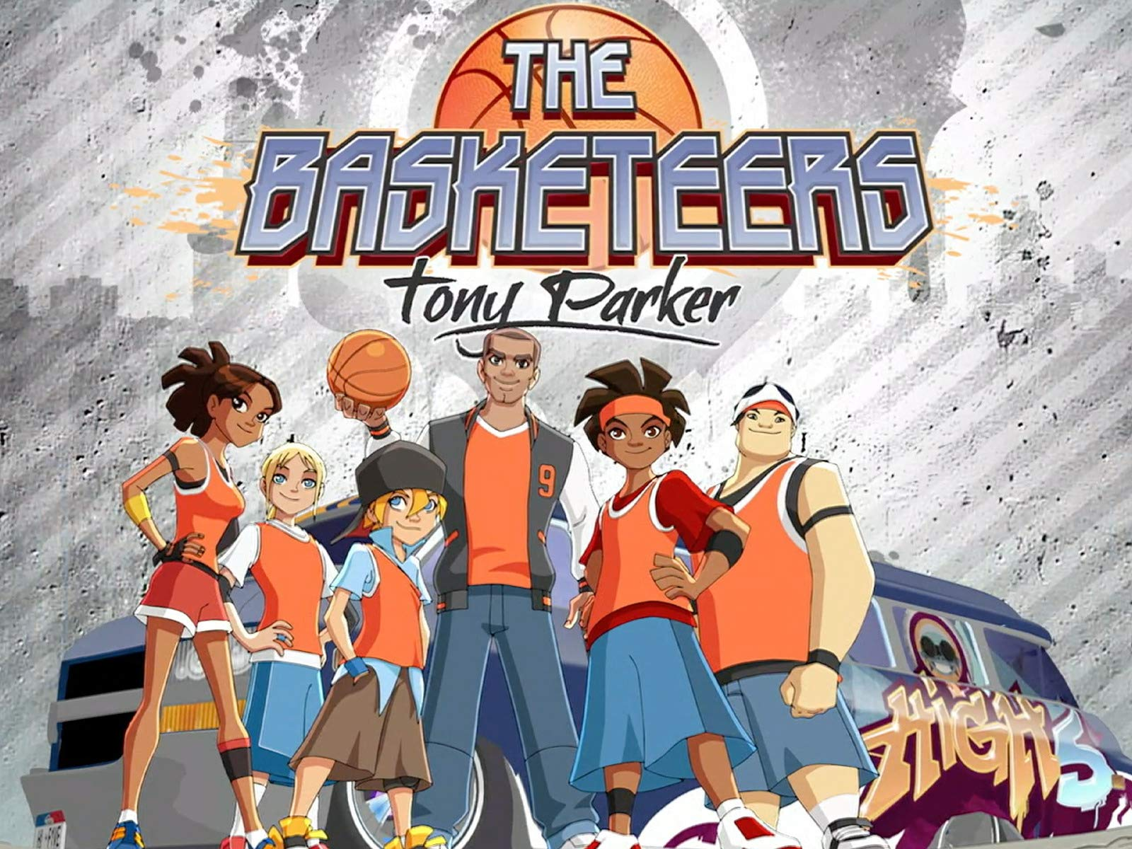 The Basketeers on Amazon Prime Video UK