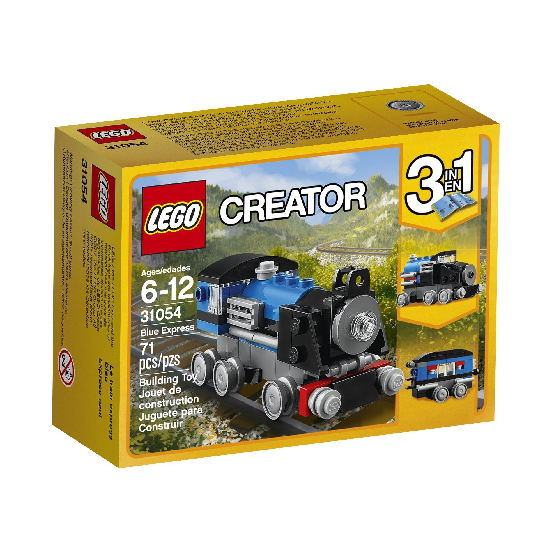 Blue Express Lego Creator