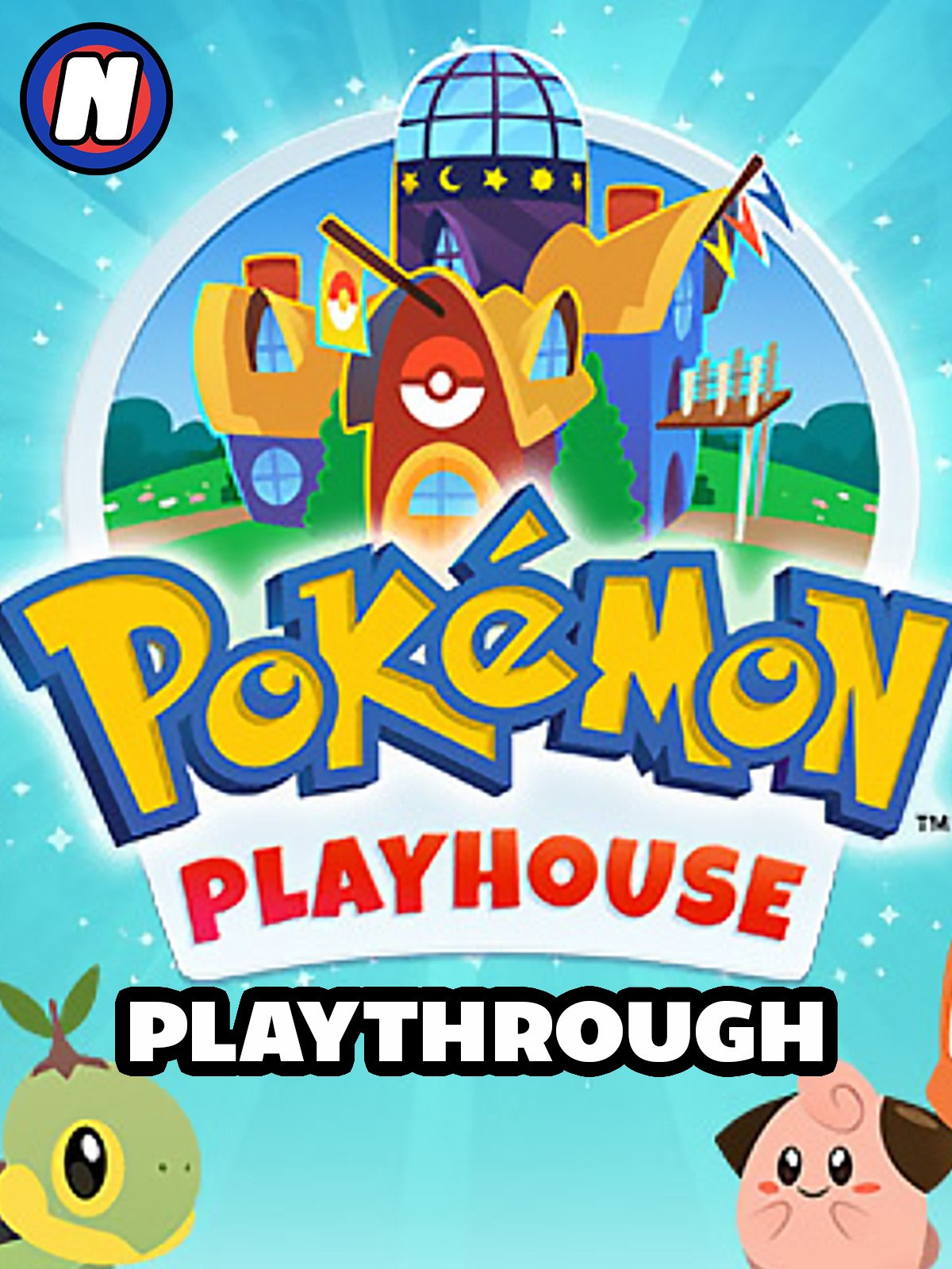 Clip: Pokemon Playhouse Playthrough