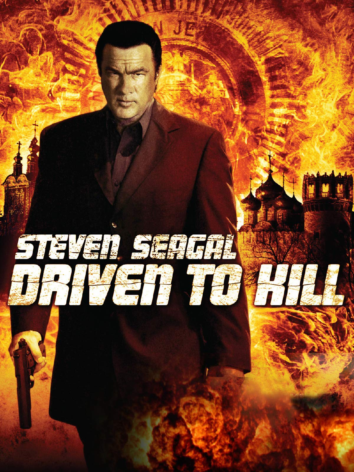 Driven to Kill on Amazon Prime Video UK