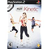 Eye Toy Kinetic with Camera - PlayStation 2