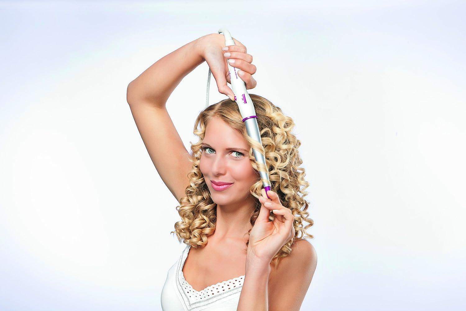 Das Vitamin in für das Haar in den Ampullen ins Shampoo