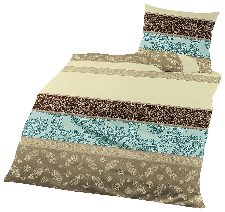 bierbaum 4972 02 biber bettw sche dessin 135 x 200 cm 80 x 80 cm caf ebay. Black Bedroom Furniture Sets. Home Design Ideas