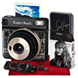 Fujifilm instax Square SQ6 Instant Film Camera (Taylor Swift Limited Edition) with Square Instant Film Bundle (Color: Taylor Swift)
