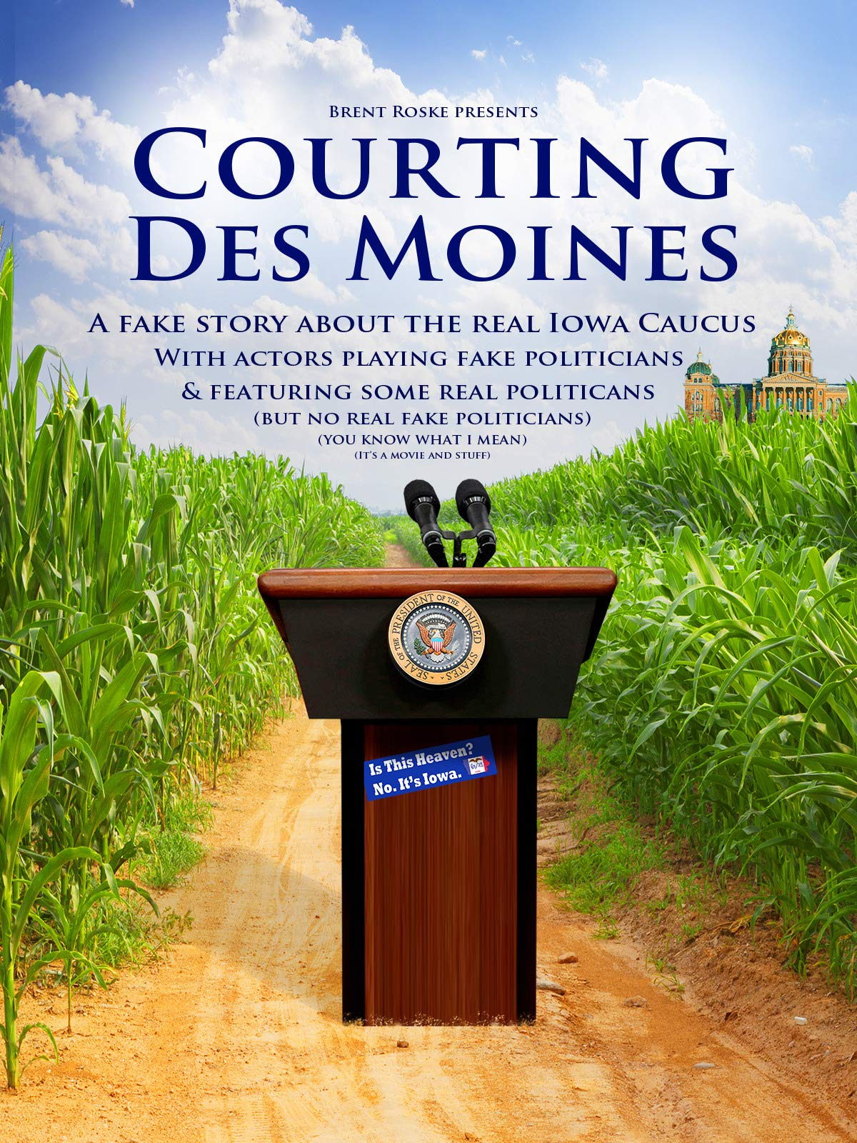 Courting Des Moines on Amazon Prime Video UK