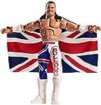 Mattel Wwe Elite Figure, British Bulldog