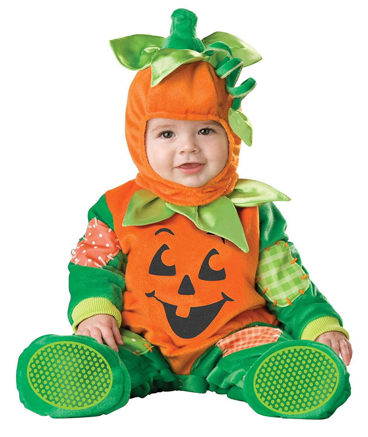 Pumpkin Patch Infant Costume  sc 1 st  DiscoveryHub.net & Newborn Halloween Costume Ideas