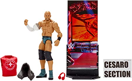 WWE DXJ08 Elite Cesaro Figurine D'Action