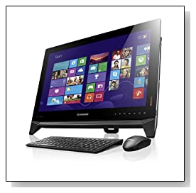 Lenovo B550 23-Inch All-in-One Touchscreen Desktop (57327084) Review