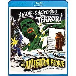 The Alligator People [Blu-ray]