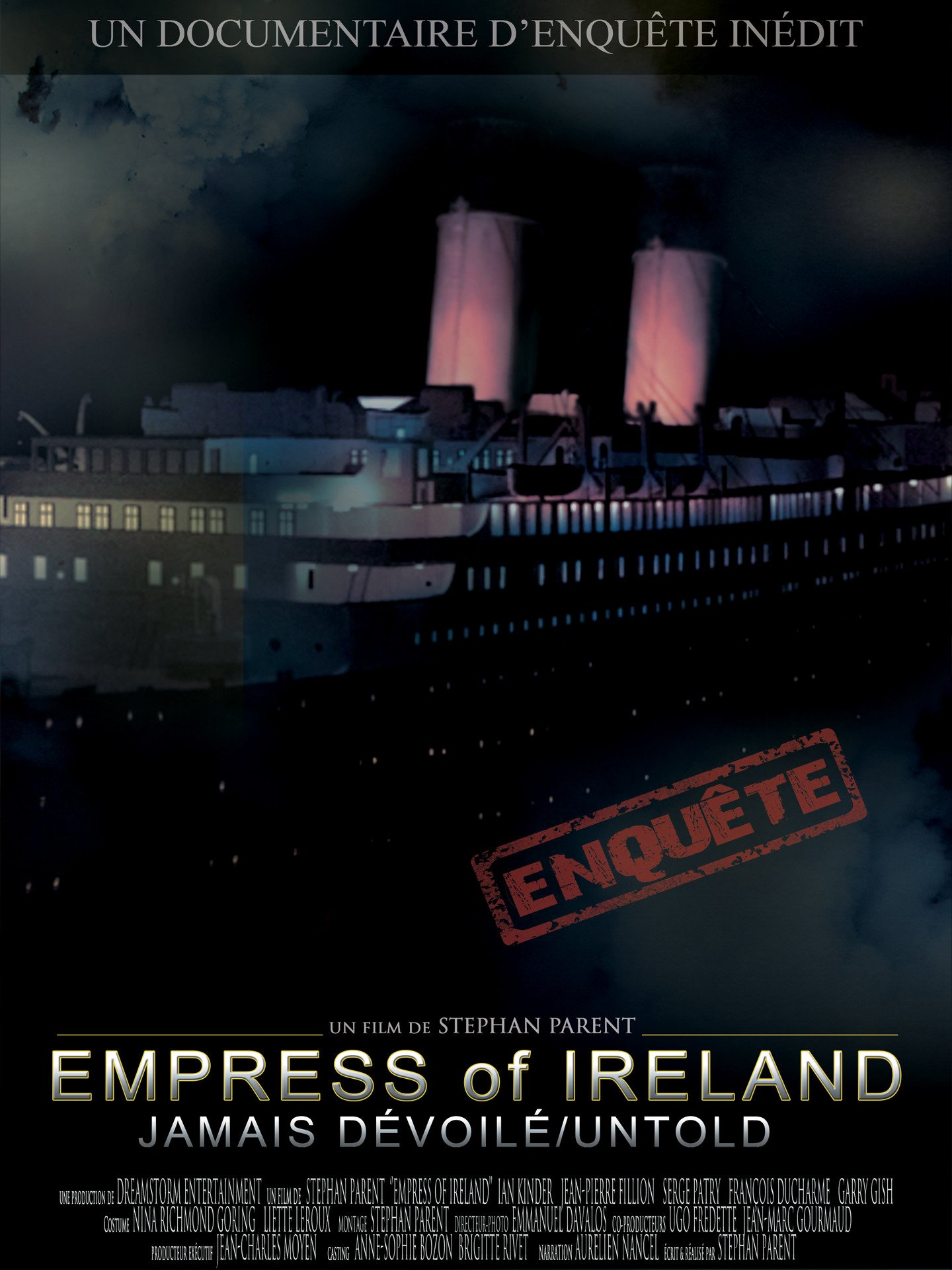 Empress of Ireland Untold on Amazon Prime Video UK