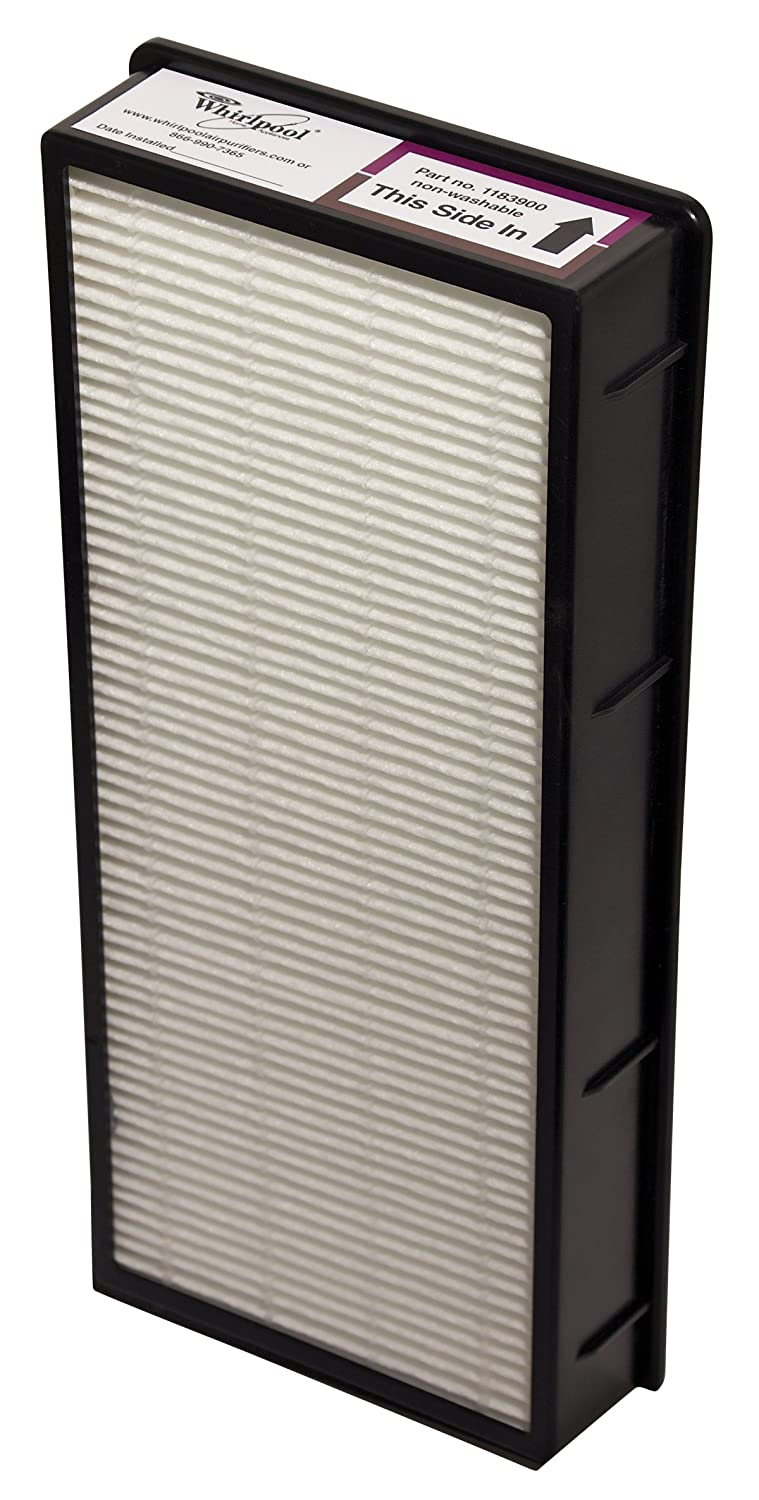 Portable Hepa Air Purifiers : Whirlpool hepa filter tower air purifier new