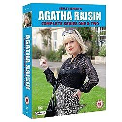 Agatha Raisin - Series 1 and 2