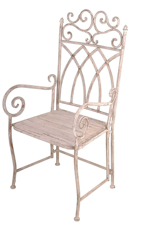 Esschert AM56 design, Gartenstuhl im Antik, 57 x 55 x 112 cm kaufen