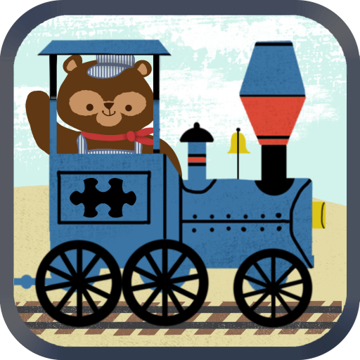 Train Games For Kids: Zoo Railroad Car Puzzles Hd - The Best Cool And Fun Animated Puzzle Game For Preschool, Kindergarten, And Young Children - Free front-135451