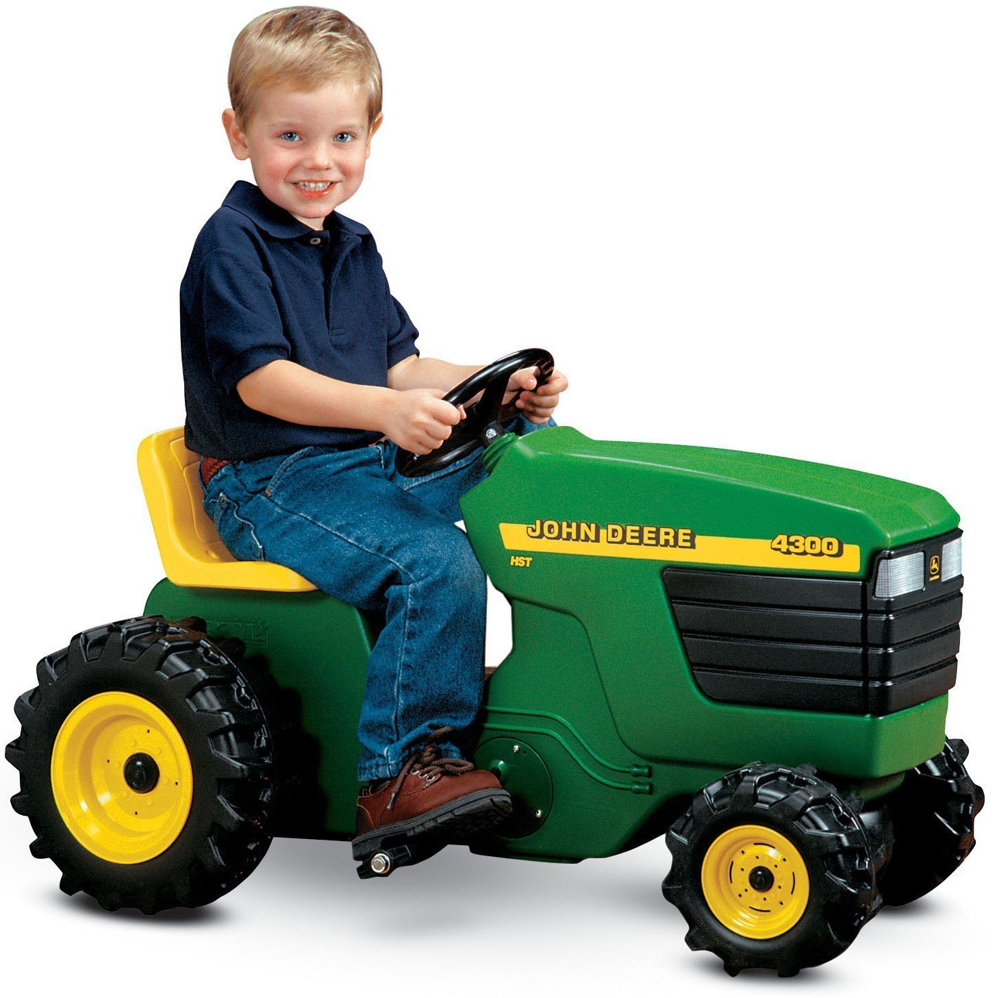 Tractor Toys For Boys : John deere kids tractor toys and ride ons product talk