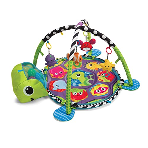 "Infantino Grow-with-me Activity Gym and Ball Pit Baby Activity Playmat"" /></span><span style="