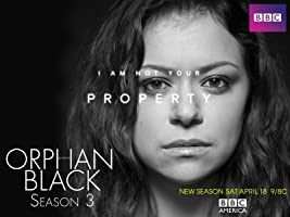 Orphan Black, Season 3 [OV]
