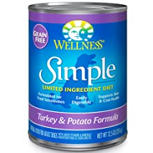 Wellness Simple Natural Wet Canned