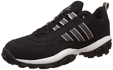 adidas Men's Agora Black and Runwht Multisport Training Shoes 8 UKIndia (42