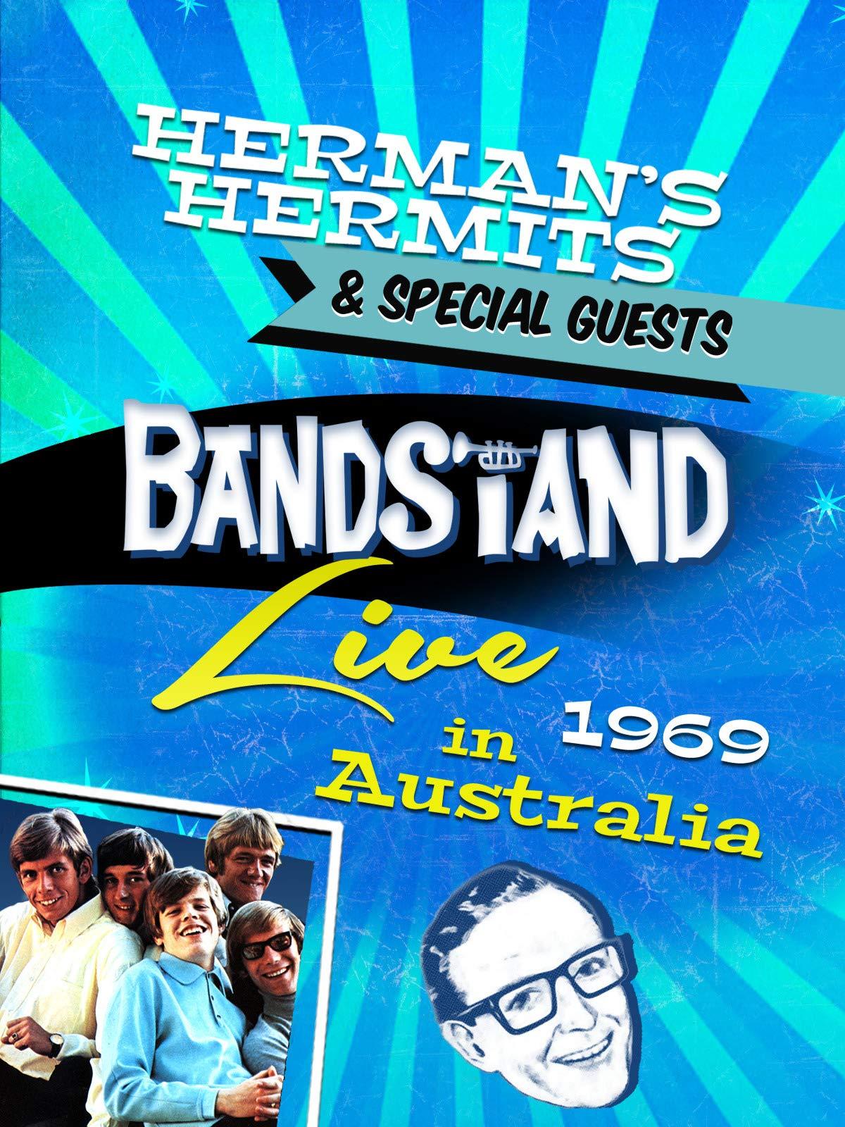 Bandstand Live in Australia: Herman's Hermits on Amazon Prime Video UK