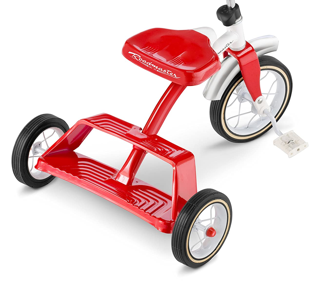 Roadmaster Duo Deck 10-Inch Trike 1
