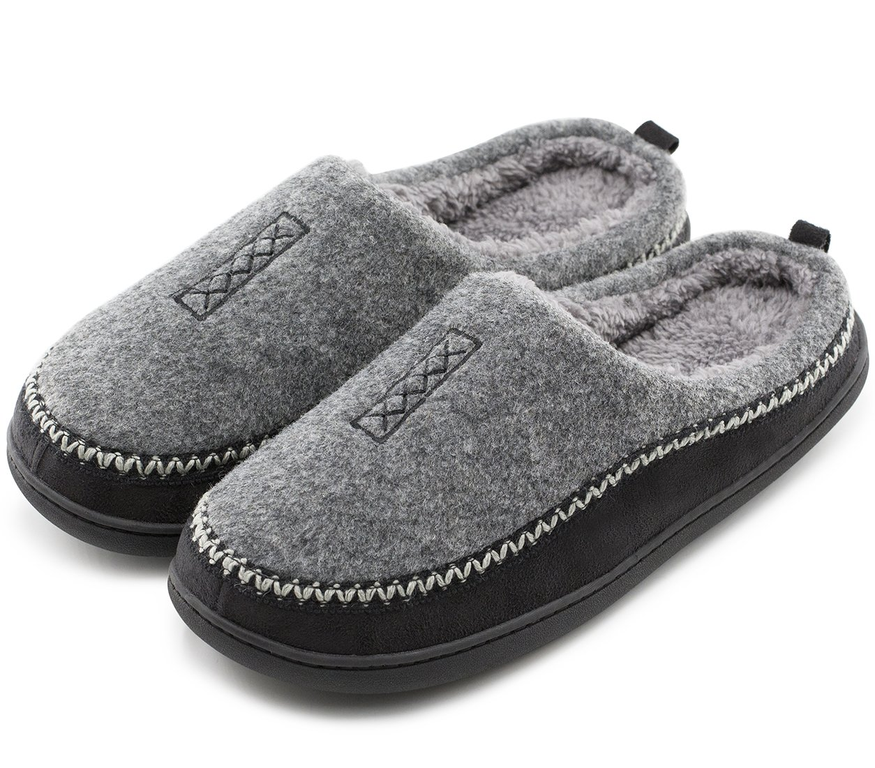 Fleece Wool Slippers