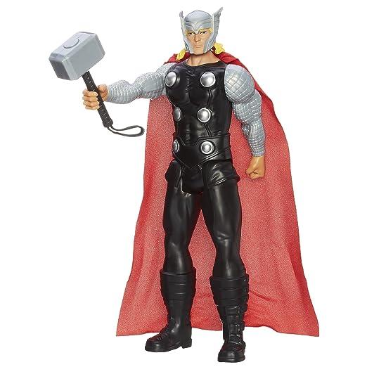 Hasbro – A6702 – Marvel – Titan Hero Series – Avengers – Thor – Figurine 30 cm