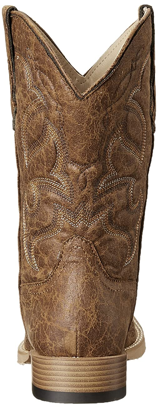 Roper Men's Vintage Square Toe Western Boot 2