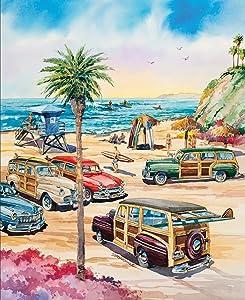 California Dreams-Encinitas Puzzle