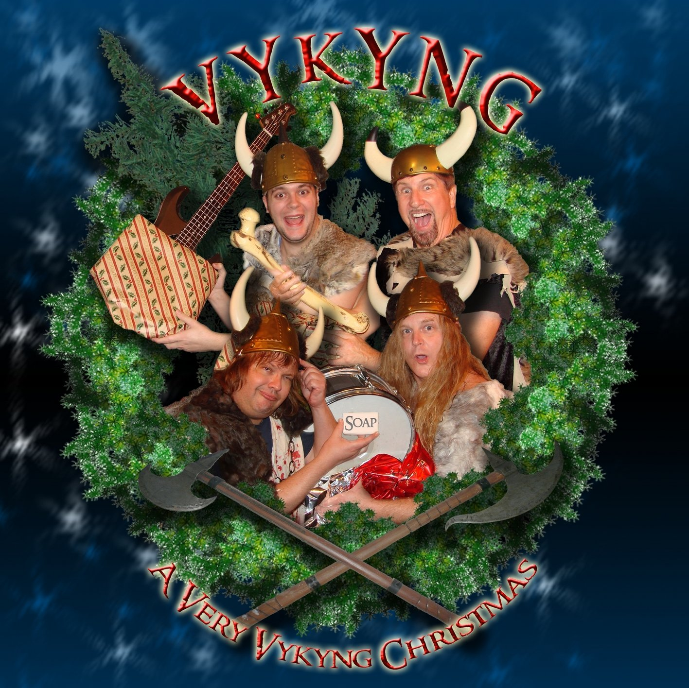 Vyking, Christmas albums