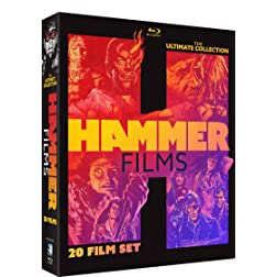 Hammer Films - Ultimate Collection [Blu-ray]