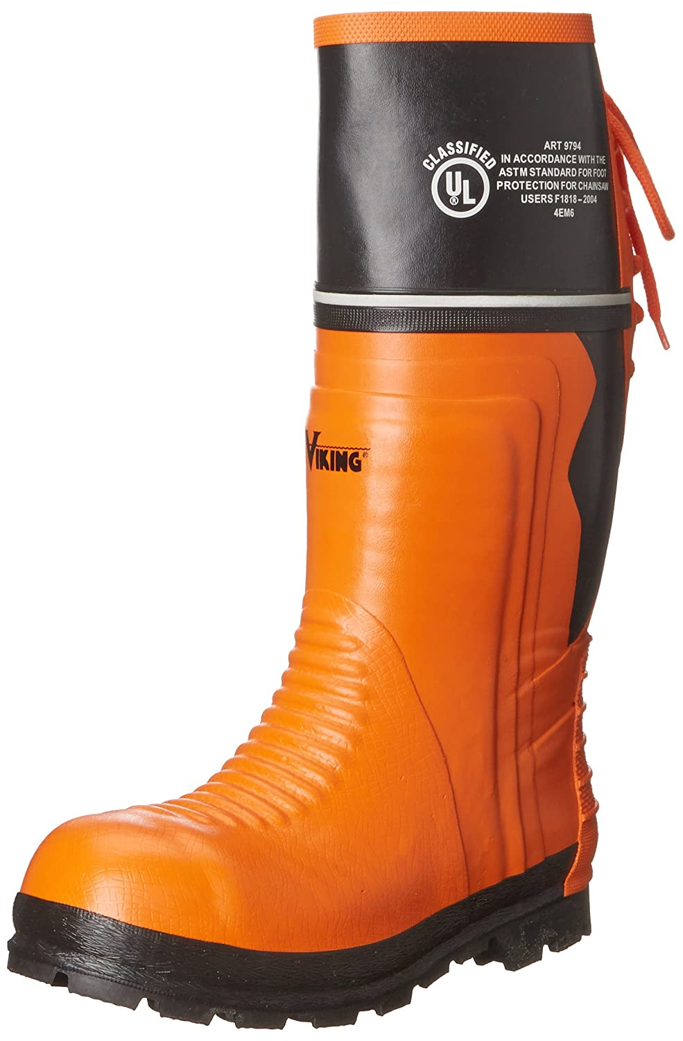 Viking Footwear Men's Class 2 Chainsaw Boot viking world