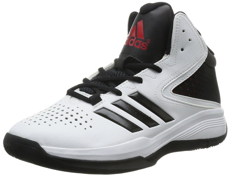 Adidas basketball shoes adizero white