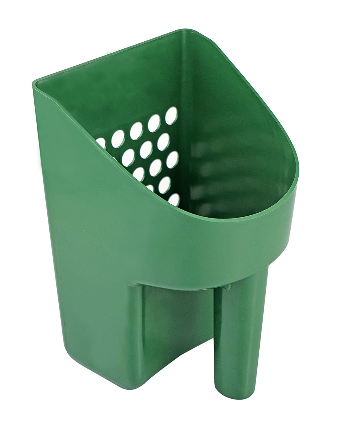 SE GP3-SS20 Green Plastic Sand Scoop for Treasure Hunting xilei wholesale hunting bird decoy plastic motorized spinning wings motorized hunting duck decoy