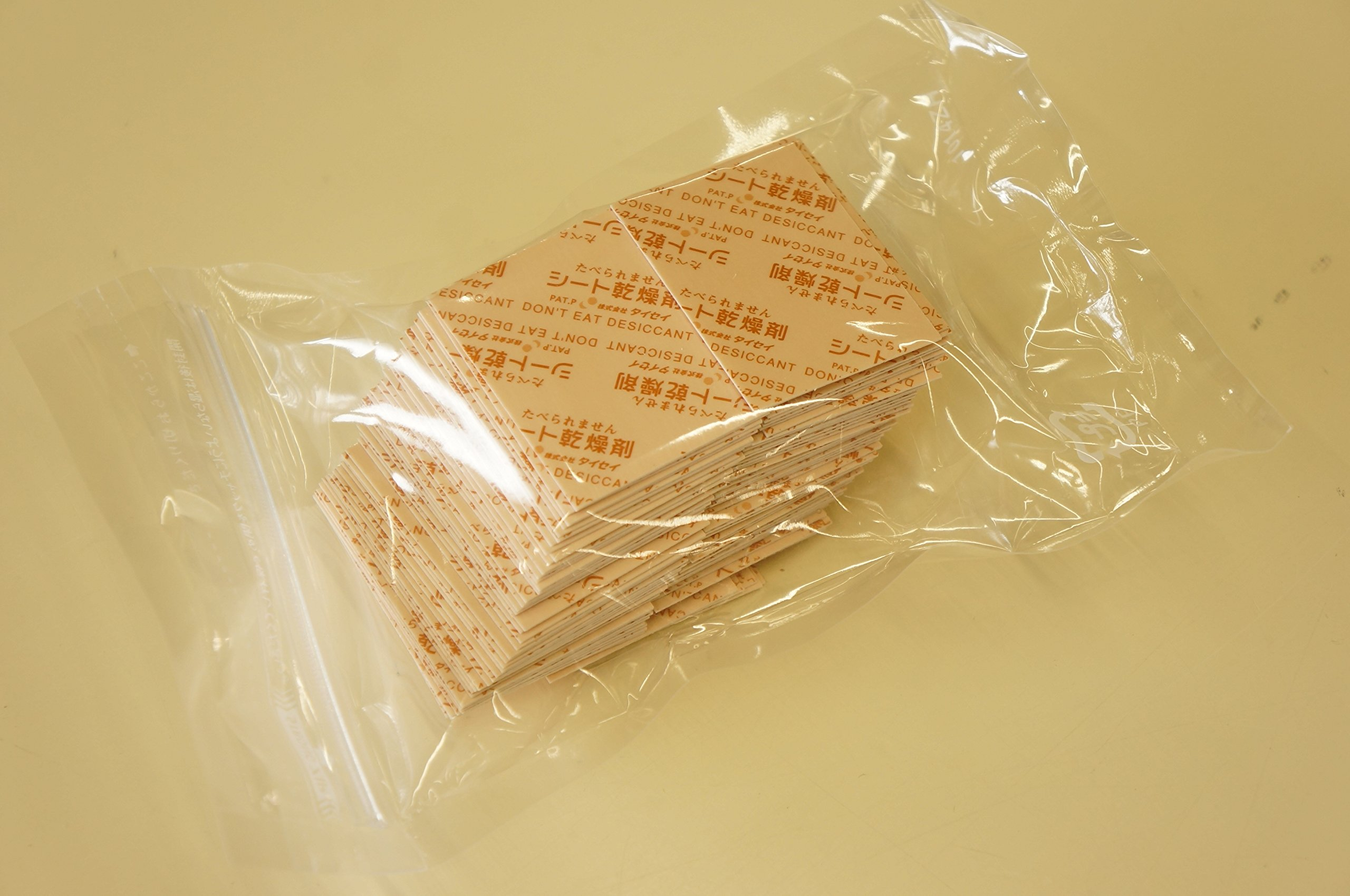 シート乾燥剤