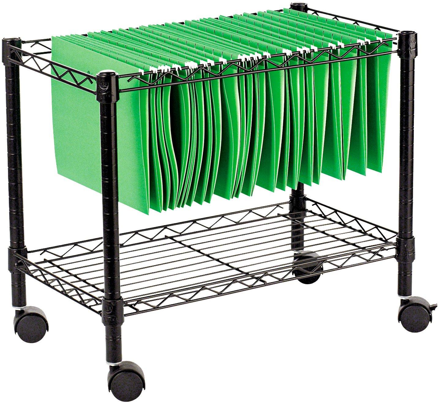 Alera Rolling File Cart