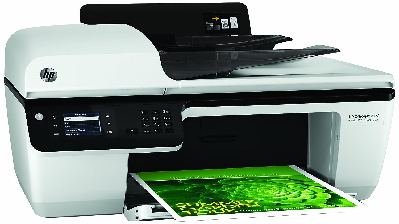 hp officejet 2620 all in one multifunktionsger t scanner. Black Bedroom Furniture Sets. Home Design Ideas
