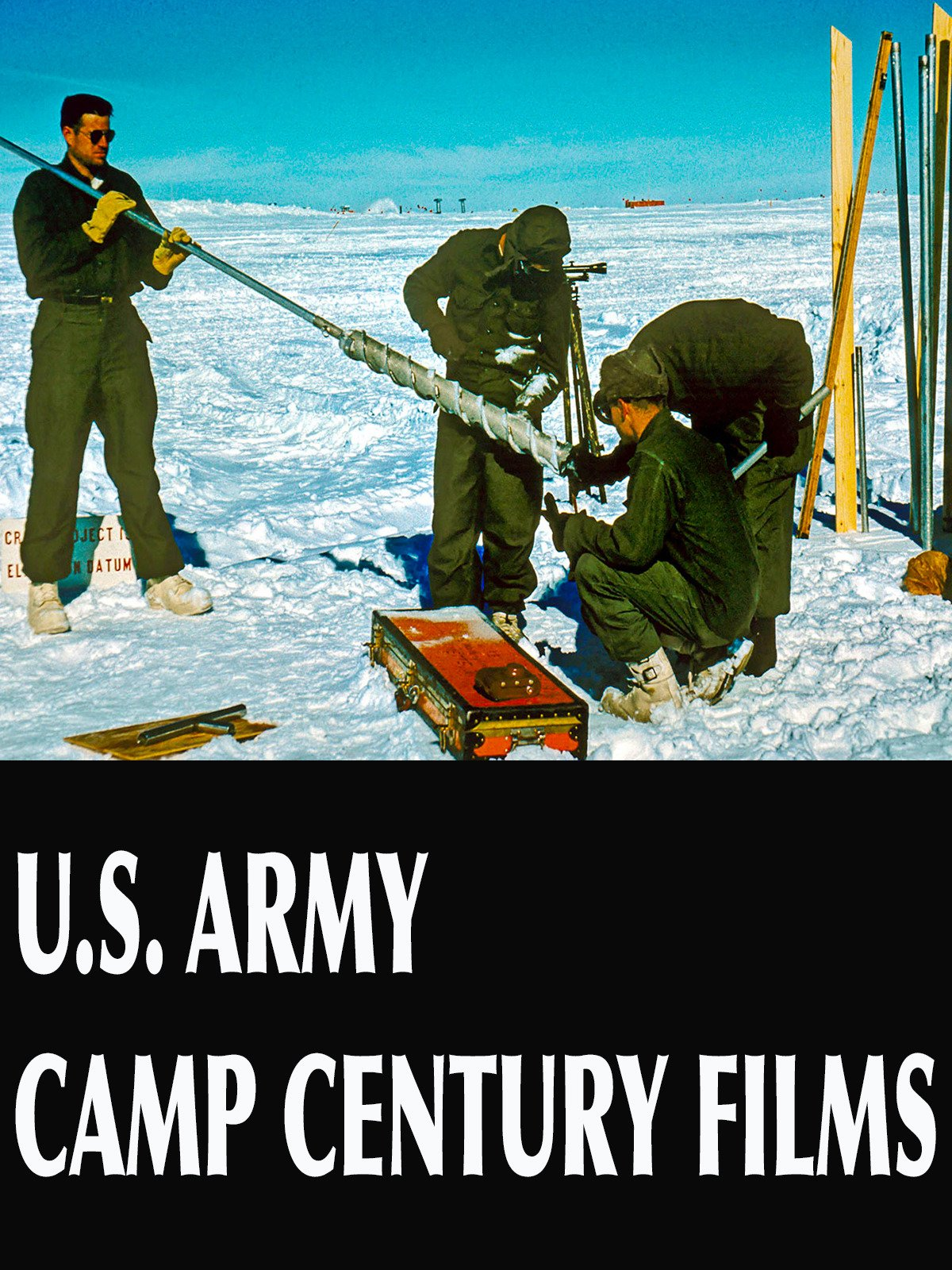 U.S. Army Camp Century Films