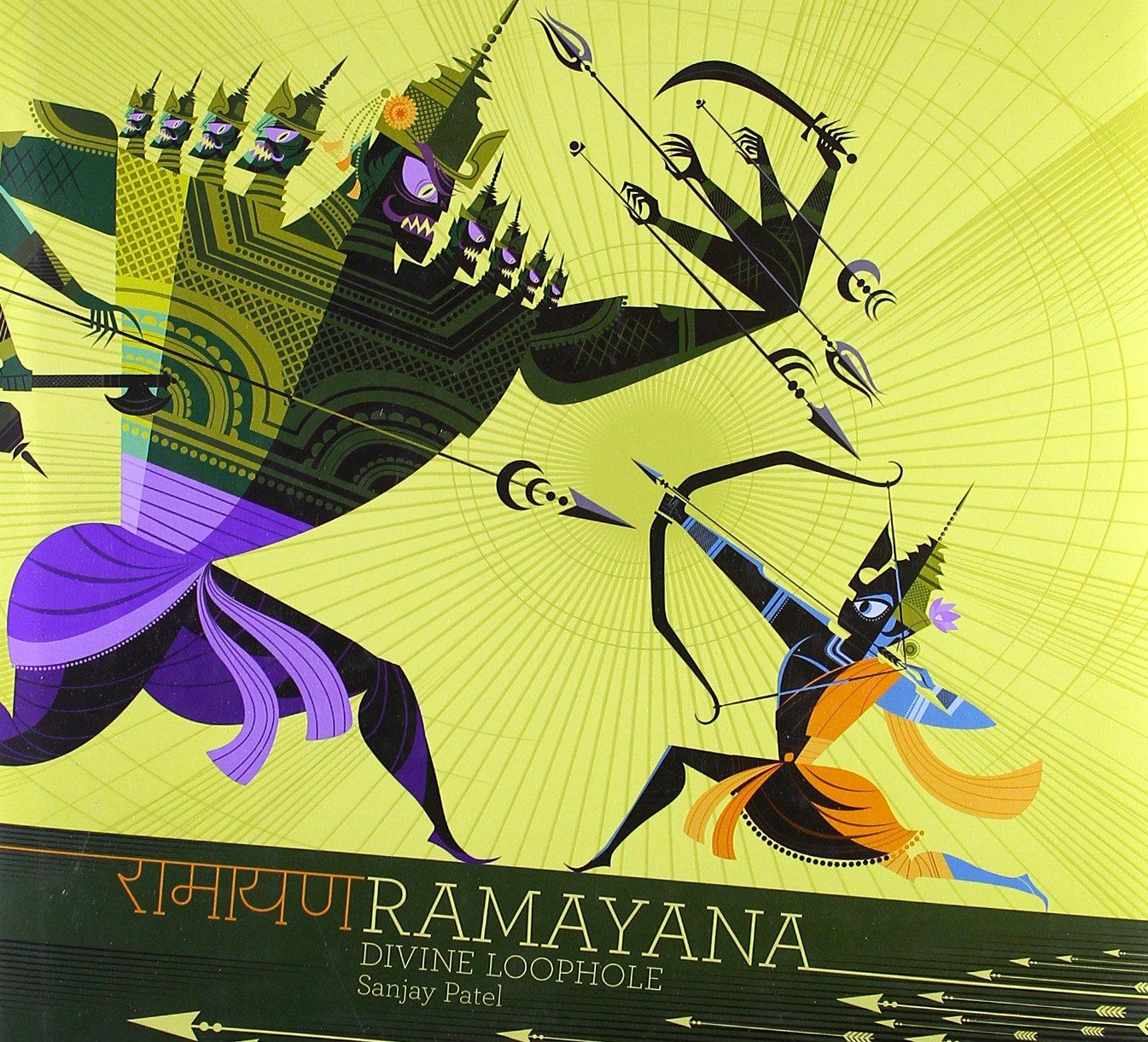 ramayana book report