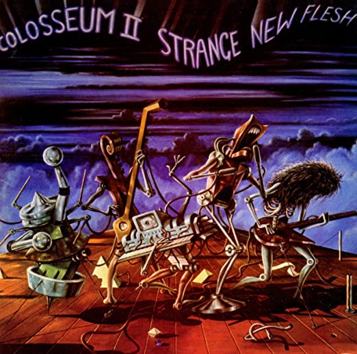 Strange New Flesh (Expanded Edition)