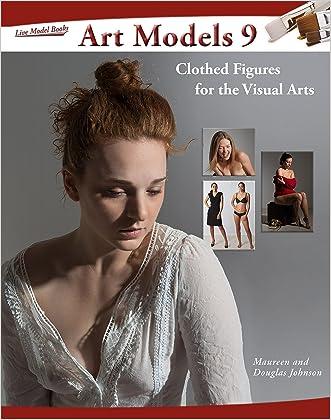 Art Models 9: Clothed Figures for the Visual Arts (Art Models series)