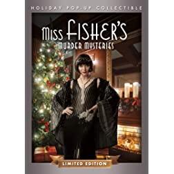 Miss Fisher's Murder Mysteries Holiday Pop-Up Collection