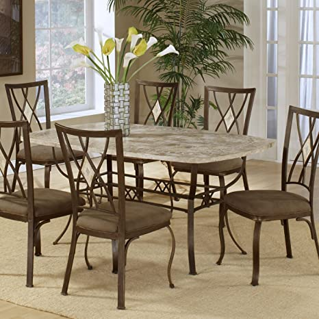 Hillsdale Furniture Brookside 5 piece Counter Height Dining Set