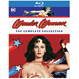 Wonder Woman: The Complete Series [Blu-ray]