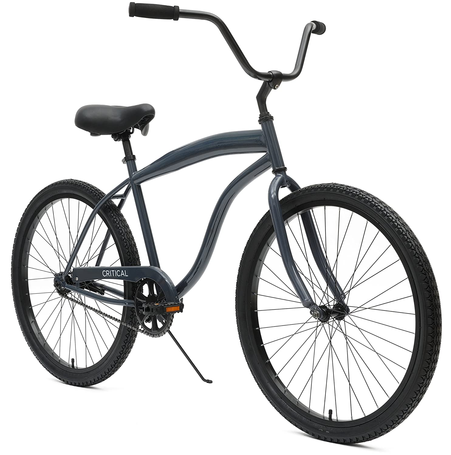 Men's Beach Cruiser 1-Speed Bike