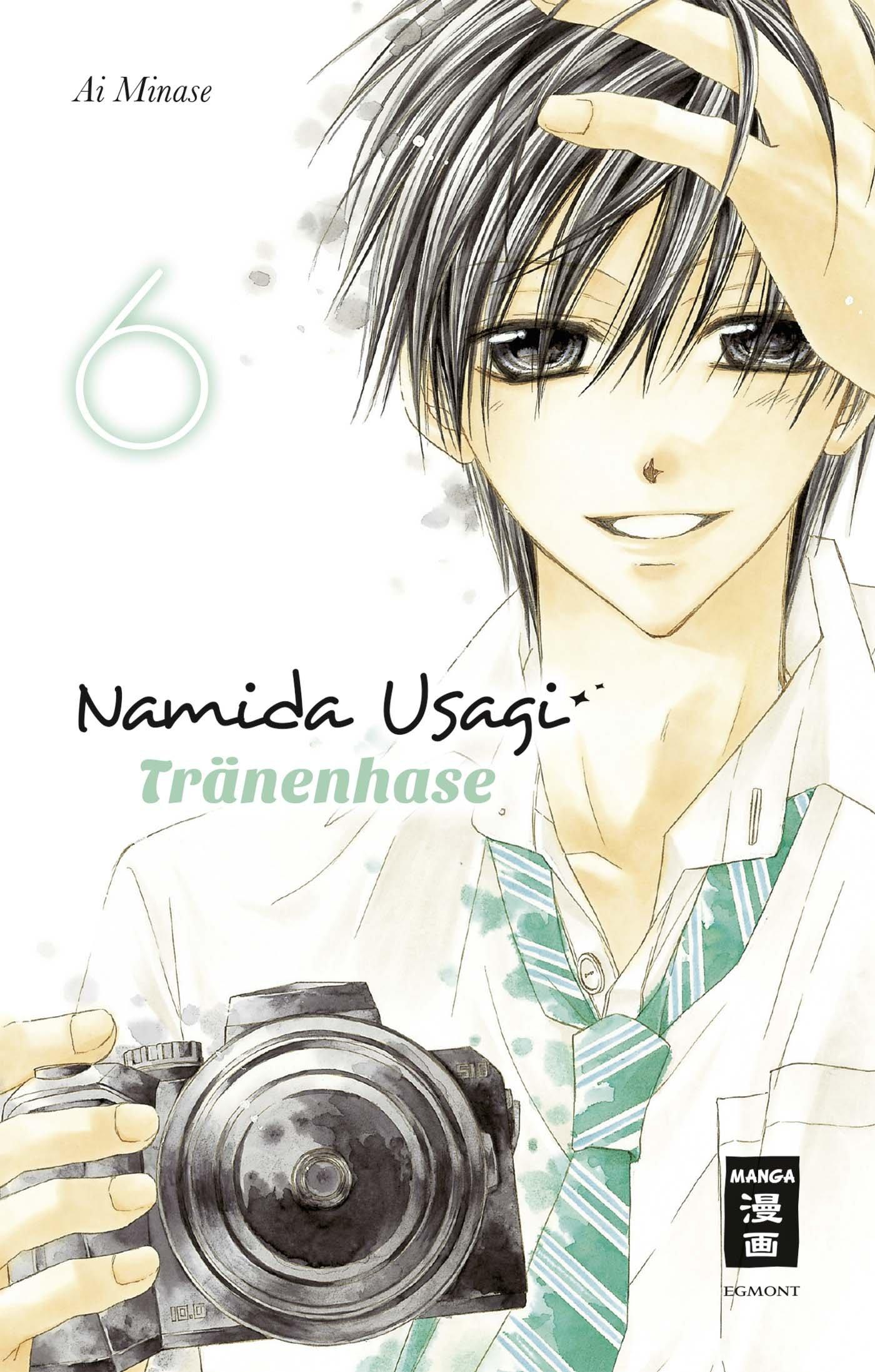 Namida Usagi - Tränenhase, Band 6