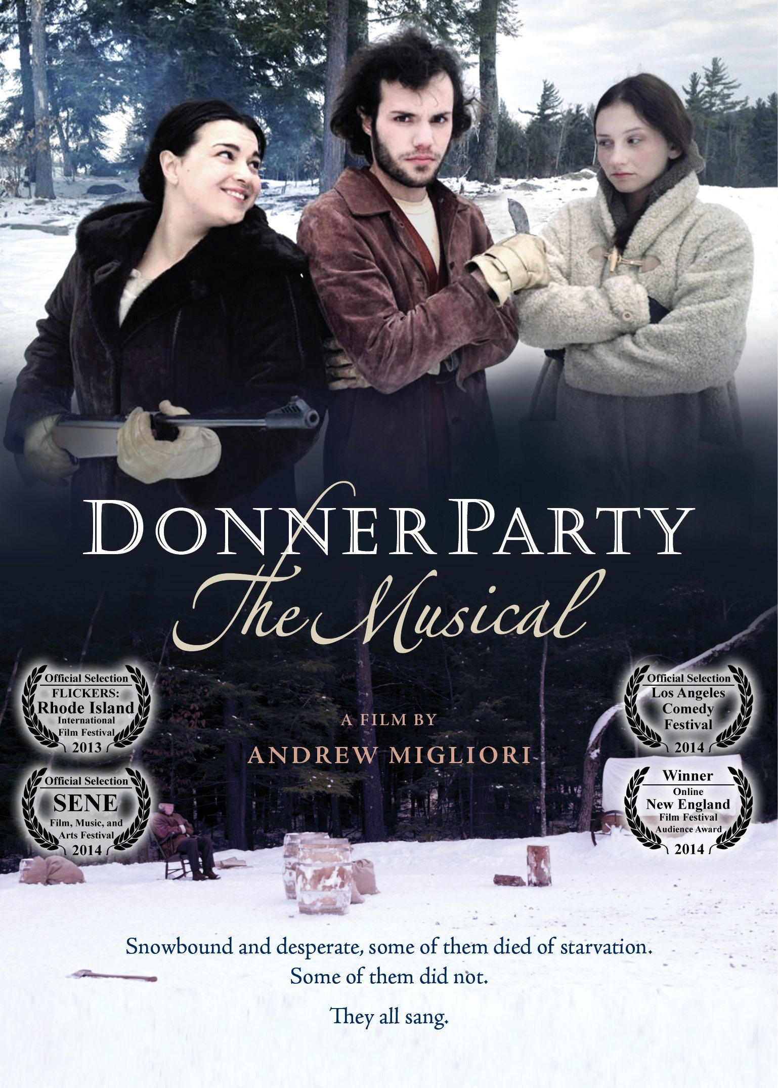 Donner Party: The Musical on Amazon Prime Instant Video UK