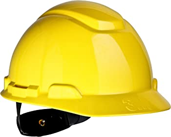 3M Yellow Hard Hat